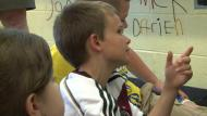 Long Island 4th grader:  converting metric units is 'easy'