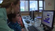 Kindergarten Library Class & Technology: Getting Students Ready for Higher Standards