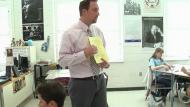 Teacher manages instructional groups - Example 1