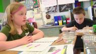 Teacher manages instructional groups - Example 3