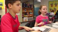 Teacher engages students in discussion - Example 3