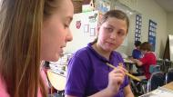Teacher engages students in discussion - Example 4