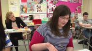 Teacher engages students in discussion - Example 11