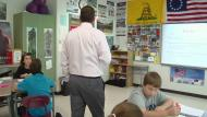 Teacher establishes routines, procedures, transitions, and expectations for student behavior - Example 9