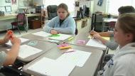 Teacher manages instructional groups - Example 6