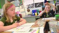 Teacher manages instructional groups - Example 2
