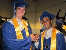 Students Commencement Ceremony