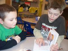 buddy readers